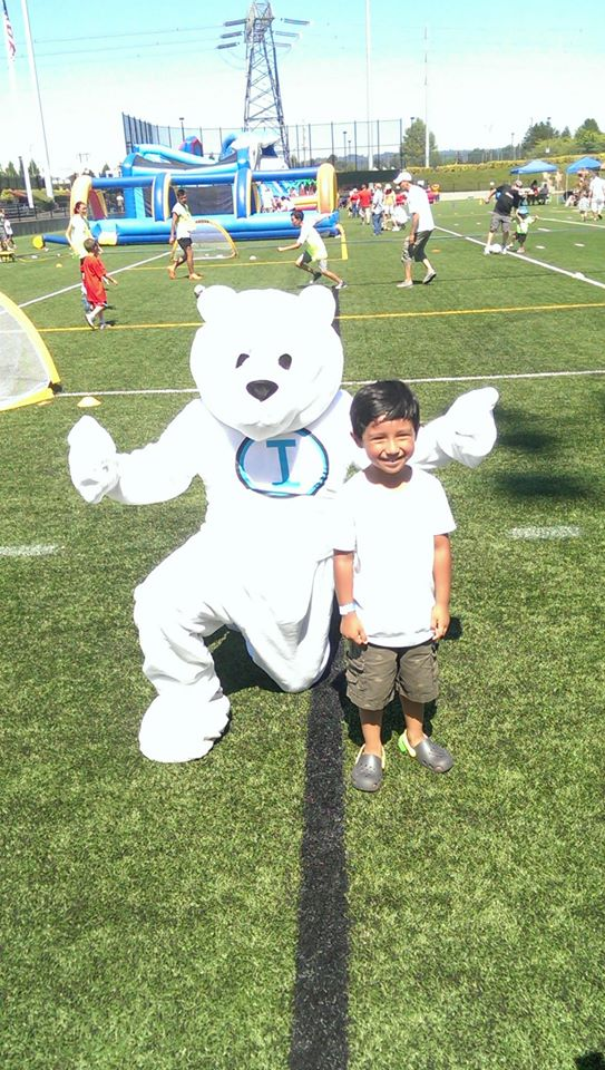 Adventures of IBEA Bear and the Yeti